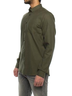 Jay 2.0 shirt vapour melange 2 - invisable