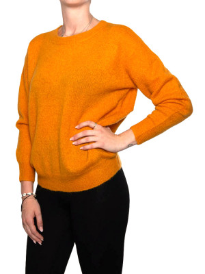 Femme pullover golden yellow 2 - invisable