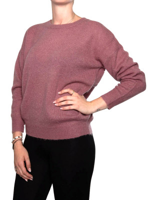 Femme pullover mohair dusky orchid 2 - invisable