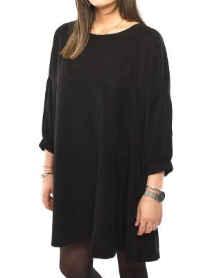 Philomena dress black 2 - invisable