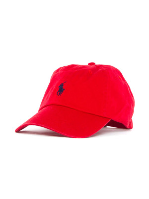 Polo relay hat red 2 - invisable
