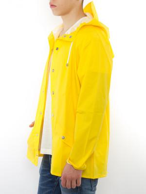 Rain jacket yellow 2 - invisable