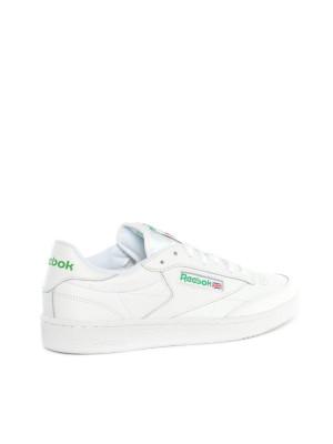 Club C 85 sneaker white 2 - invisable