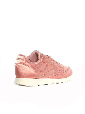Club leather sneaker chalk pink 2 - invisable