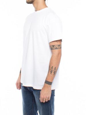 Uni t-shirt white 2 - invisable
