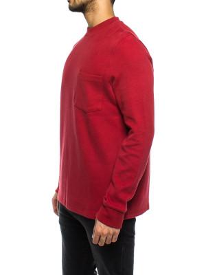 Selk sweater brick red 2 - invisable