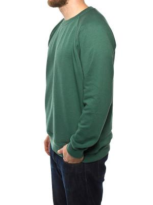 Samuel sweater hunter green 2 - invisable