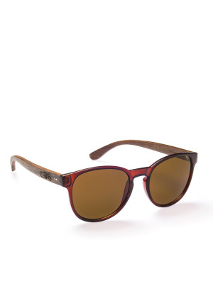 The gryphon sunglasses walnuss 2 - invisable
