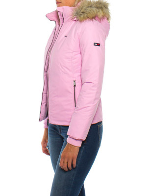 Hooded down jacket rose 2 - invisable