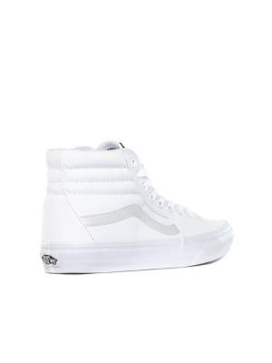Sk8 hi sneaker true white 2 - invisable