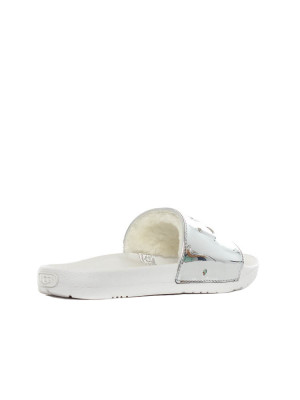 Royale sandals silver 2 - invisable