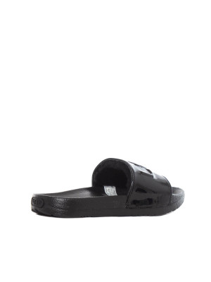 Royale sandals black 2 - invisable