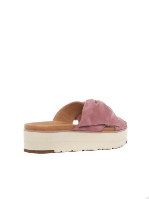 Joan sandals pink dawn 2 - invisable