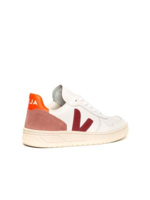 V10 leather sneaker wht marsala pet 2 - invisable