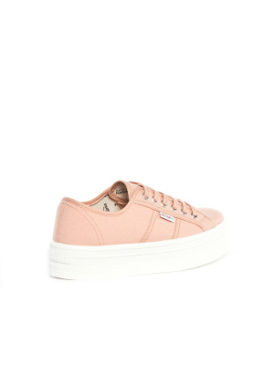 Blucher lona shoes maquillaje rose 2 - invisable