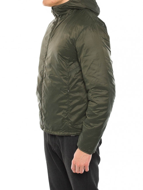 Hugo 2.0 jacket ivy green