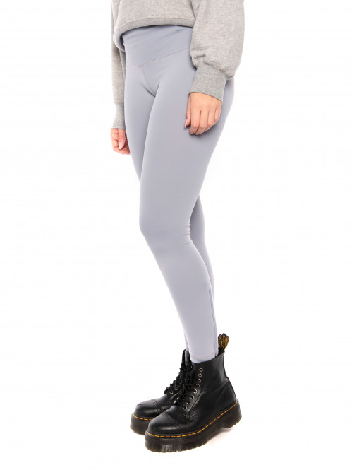 Dont look long tight leggings grey