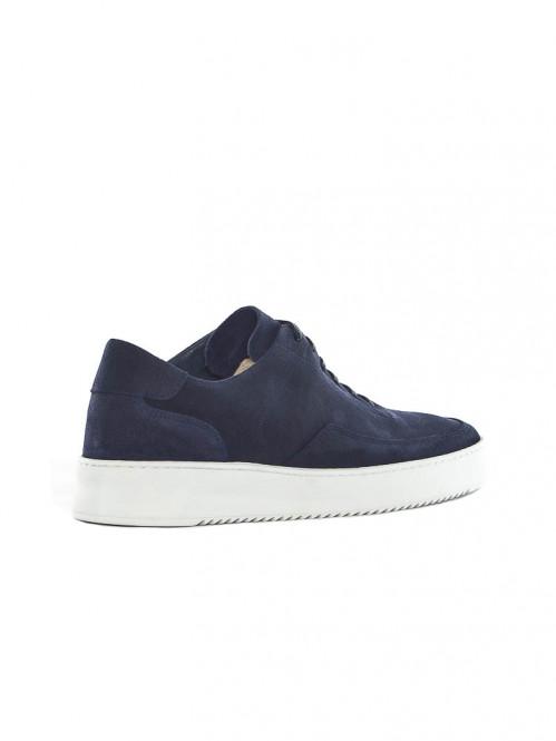 Low mondo shoe ripple navy