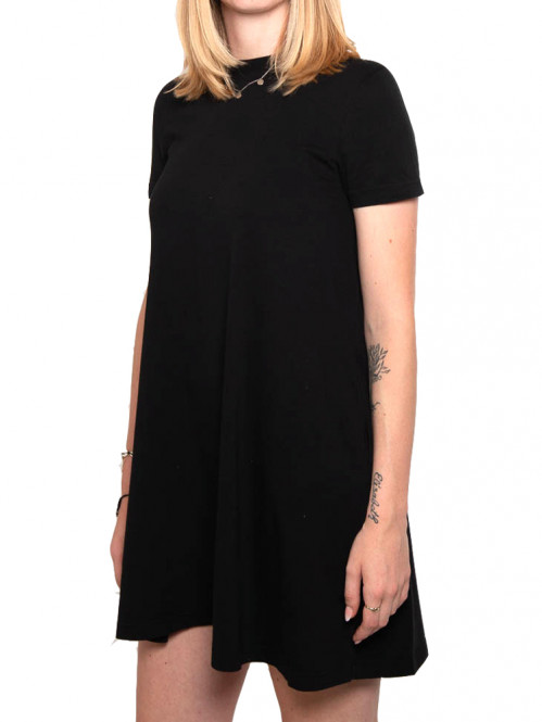 Amy shirt dress black used