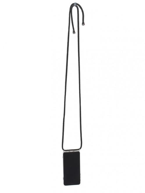 iPhone necklace 6/6s black