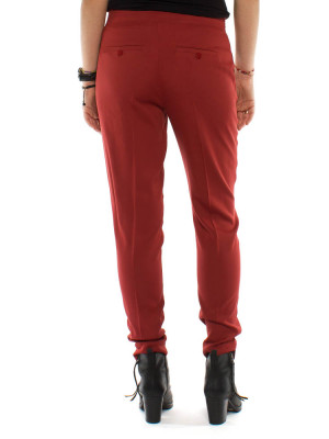 Farrah trousers brick red 3 - invisable