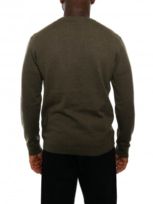 Gees knit pullover deep depth 3 - invisable