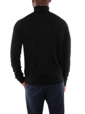 Flemming pullover turtle black 3 - invisable