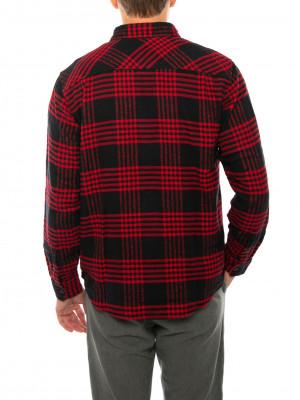 Lamble shirt checked 3 - invisable