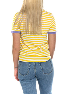 Uda shirt str yellow violett 3 - invisable