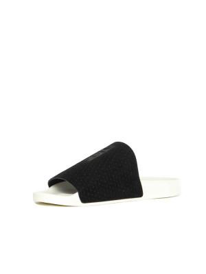 Adilette luxe w core black 3 - invisable