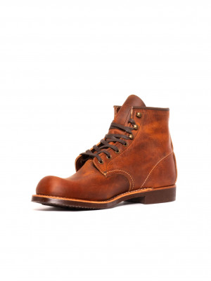 Blacksmith boots copper rough 3 - invisable