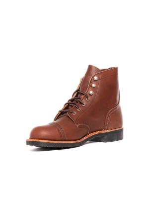 Wmns Iron ranger boots amber 3 - invisable