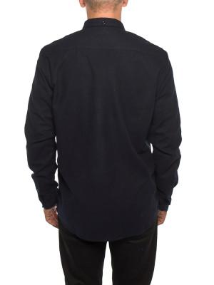 Anton shirt dark navy 3 - invisable