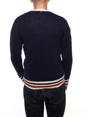 French pullover dk navy 3 - invisable