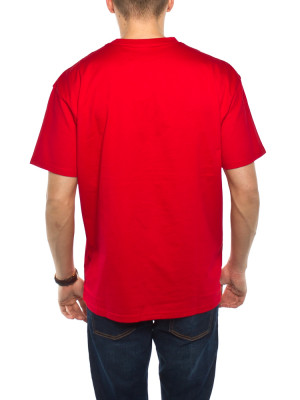 Chase tee red 3 - invisable