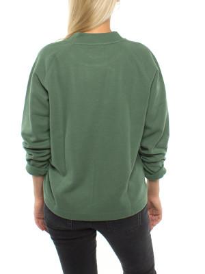 Aphia sweatshirt duck green 3 - invisable
