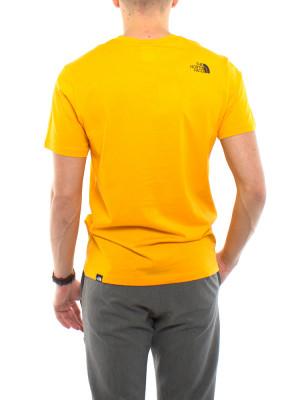 Fine t-shirt orange 3 - invisable