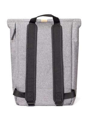 Hajo backpack grey 3 - invisable