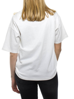 Colored lines shirt white 3 - invisable