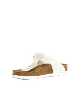Gizeh sandals animal white 3 - invisable