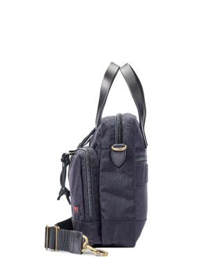 Dryden briefcase navy 3 - invisable