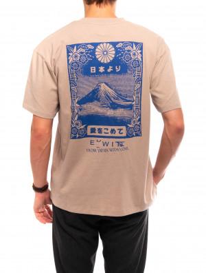 Mountain t-shirt grey 3 - invisable