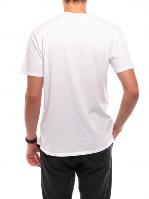 The wave t-shirt white 3 - invisable