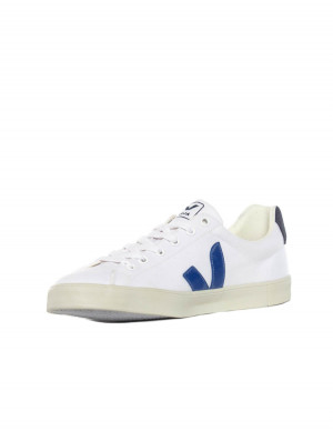 Esplar canvas sneaker indigo 3 - invisable