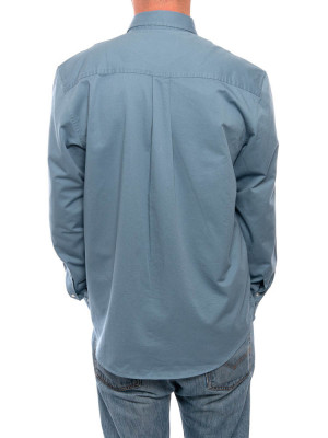 Madison shirt cold blue 3 - invisable