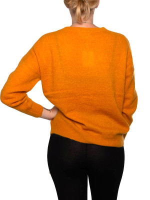 Femme pullover golden yellow 3 - invisable