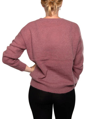Femme pullover mohair dusky orchid 3 - invisable