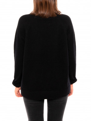Nor o-n long pullover 7355 black 3 - invisable