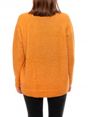 Nor o-n long pullover inka gold 3 - invisable