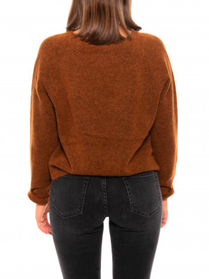 Nor o-n short pullover dark inca 3 - invisable